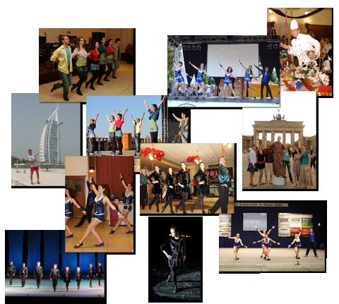 Rhythm and Shoes Dance Club